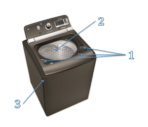 How To Clean Your He Top Loading Washing Machine For The