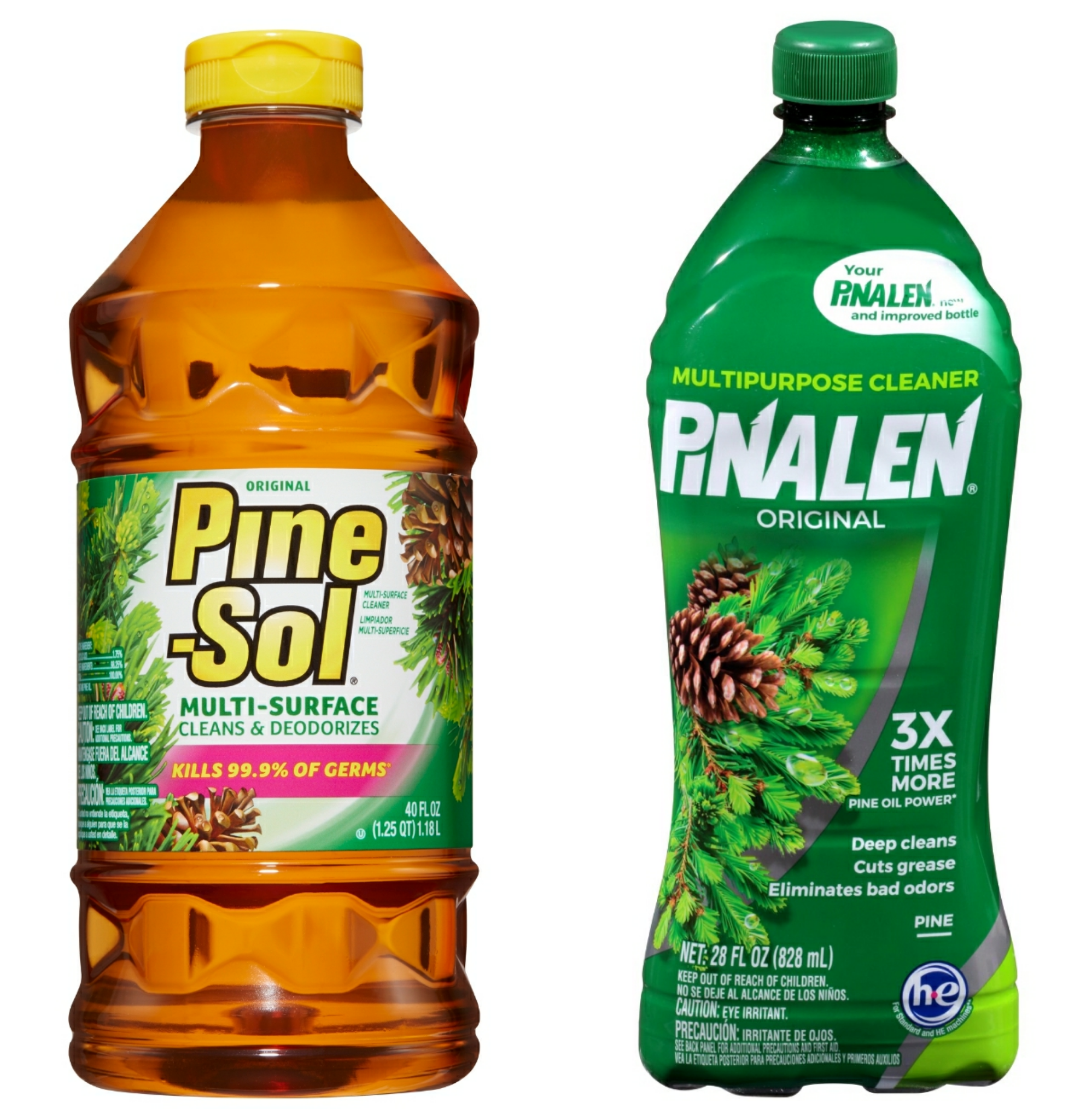 Pine Sol In The Wash For The Love Of Clean